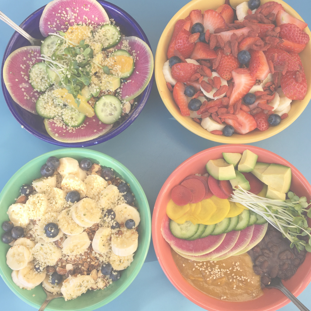 Lovely Backyard Bowls | Gluten Free Follow Me for Backyard Bowls