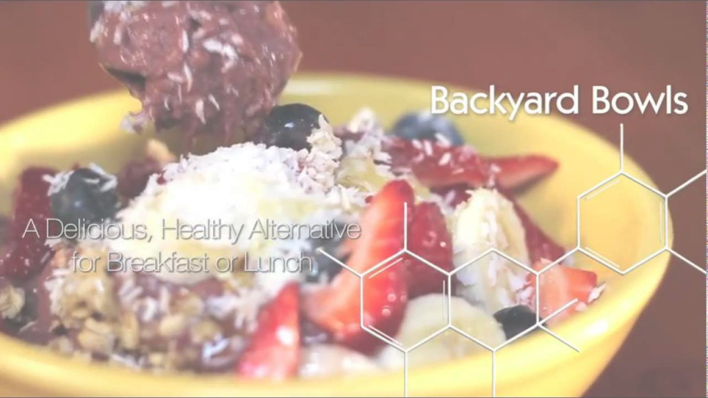 Lovely Backyard Bowls Ingredients - Youtube within Unique Backyard Bowls
