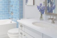 Lovely Bathroom : Awesome Cabinet Best Mirror Bathroom Design Antique with Beautiful Light Blue Bathroom Vanity