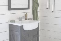 Lovely Bathroom , Elegant Rustic Bathroom Vanities : Small Rustic Bathroom regarding Vanities For Small Bathroom