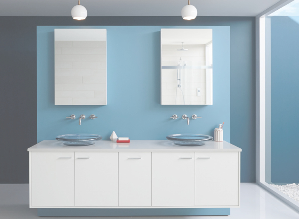 Lovely Bathroom Paint Ideas Blue — Tim Wohlforth Blog throughout High Quality Blue Bathroom Paint