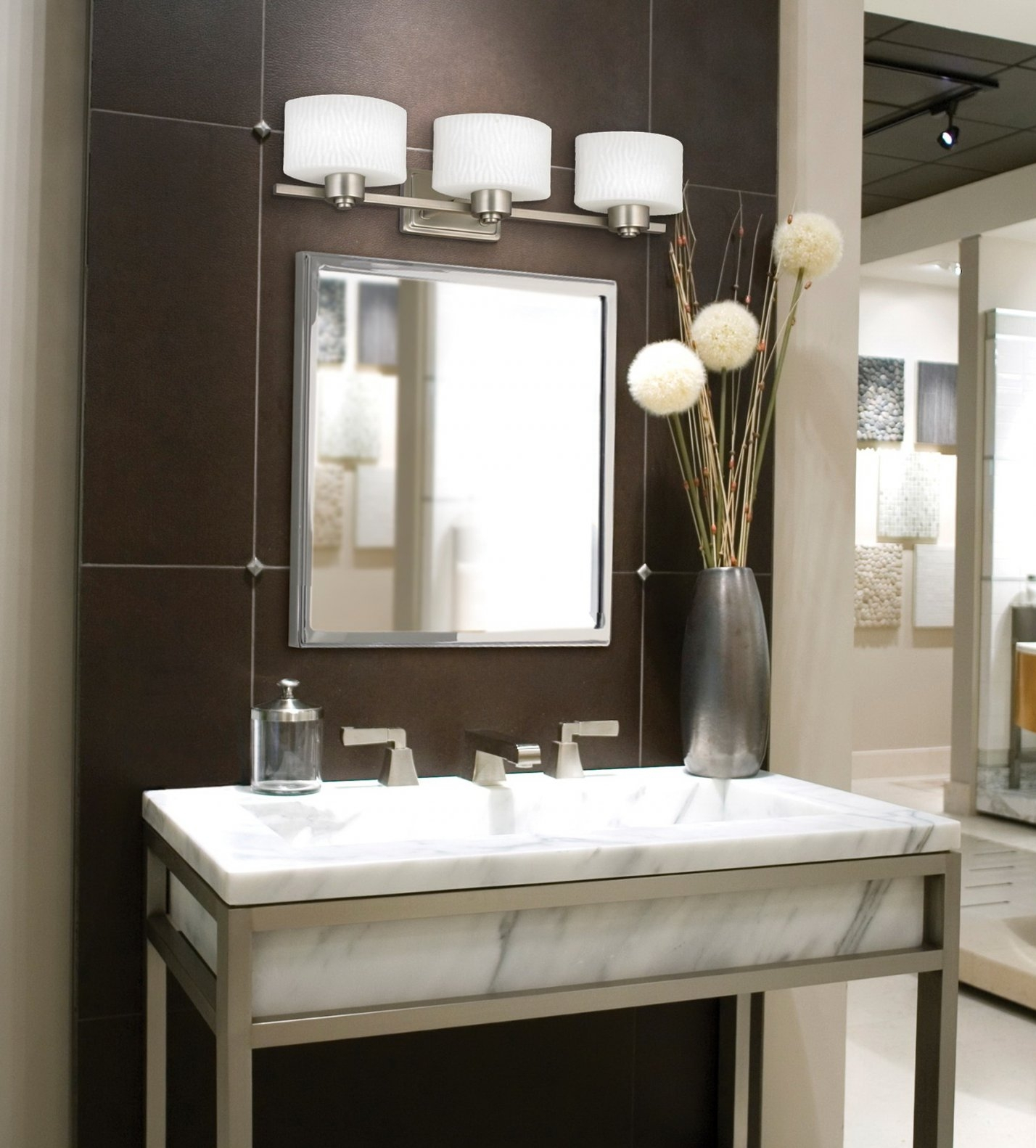 Awesome Bathroom Mirrors And Lights Ideas House Generation