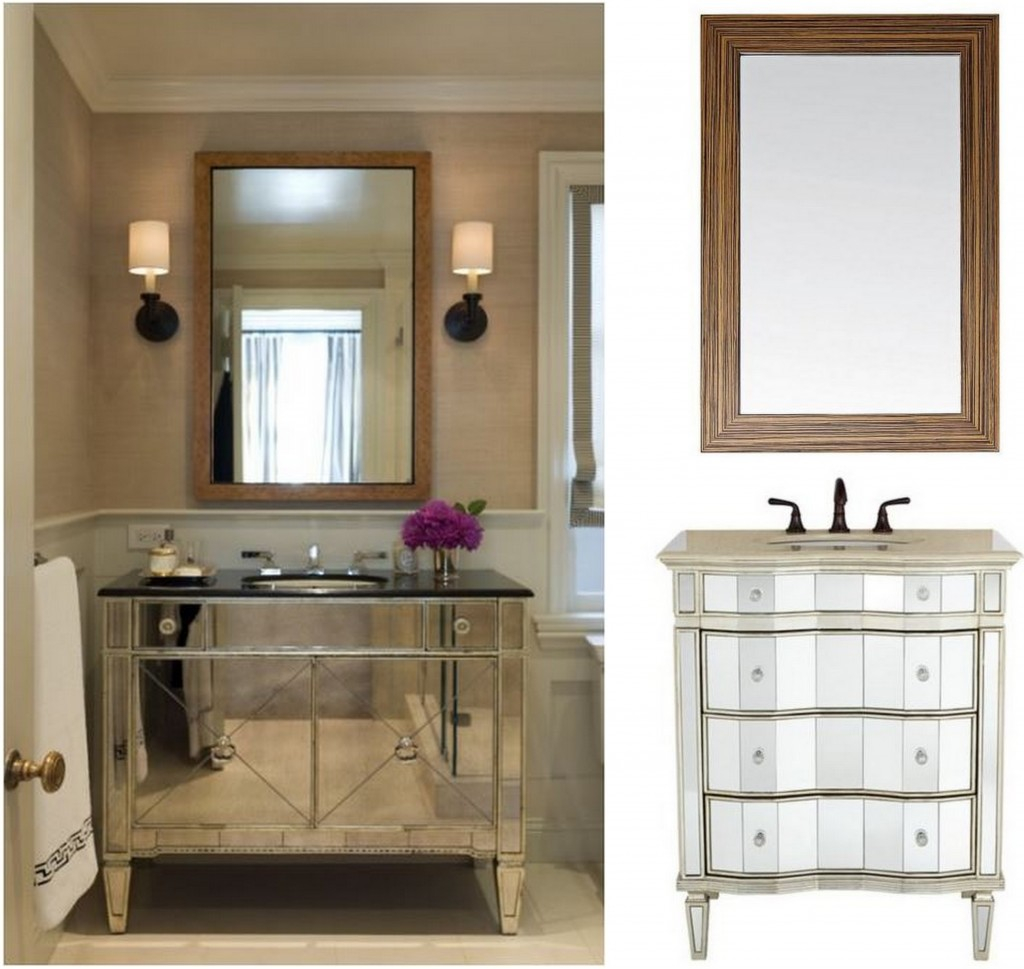 Lovely Bathroom Vanity Mirrors Prepossessing Decor Lighted Mirror On | Home intended for Beautiful Bathroom Vanity Mirrors