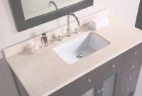 Lovely Bathroom Vanity Tops Square Sink Ideas Regarding Granite With pertaining to Bathroom Vanity Countertops