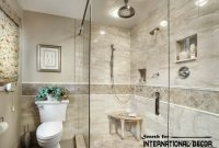 Lovely Bathroom Wall Tiles Design Texture — Home Of Harts : Parts To A within Bathroom Wall Tile Ideas