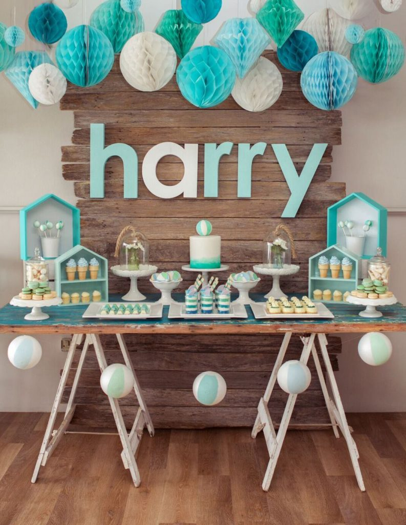 Lovely Beach Theme Party Finds pertaining to Fresh Beach Theme Party Decorations