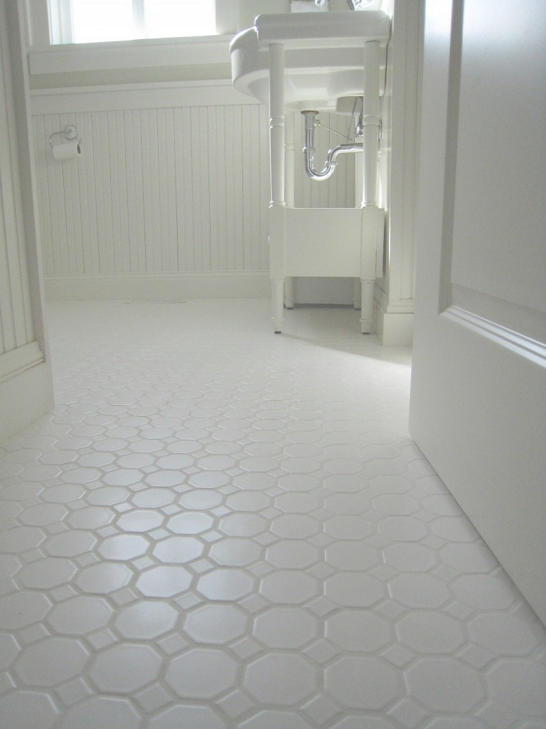 Lovely Beautiful Bathroom Floor Tile Ideas This Would Great As Laminate In in Laminate Bathroom Flooring