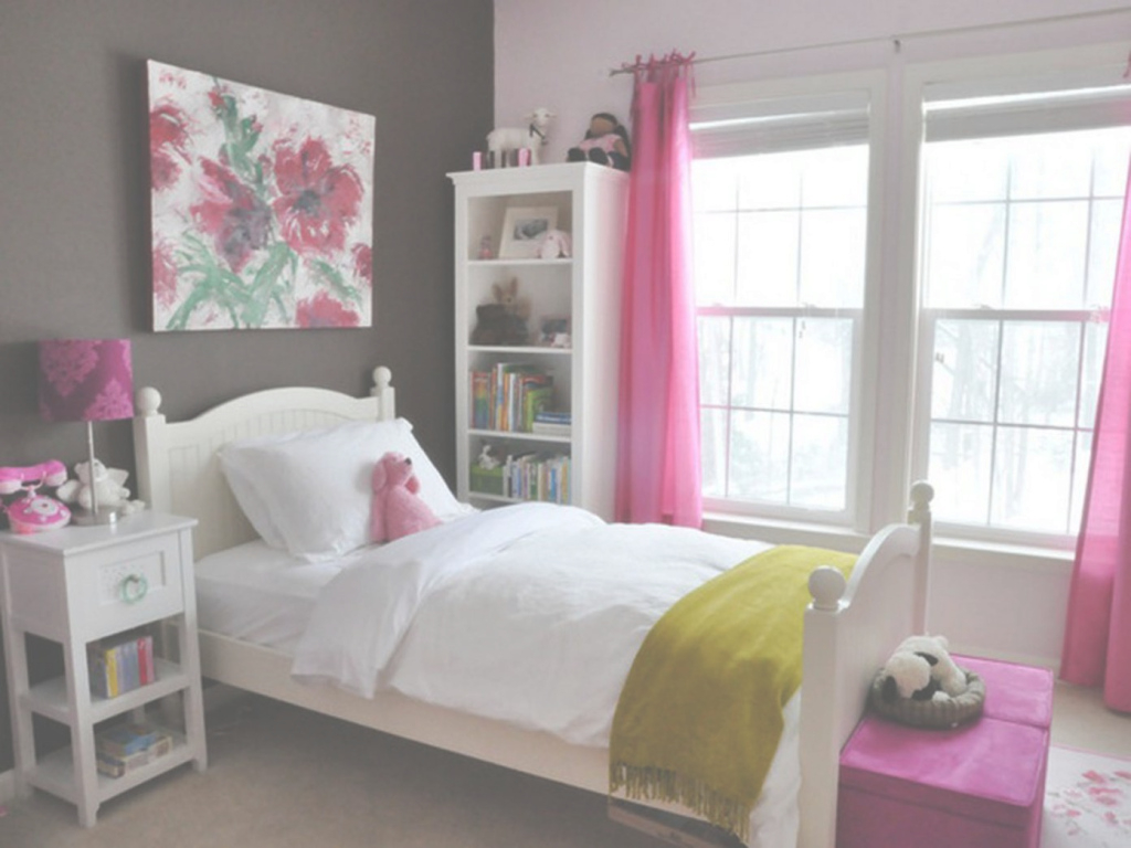 Lovely Bedroom Ideas For A Small Room For A Teenager #7 Pink Gallery pertaining to Good quality Small Teenage Girl Bedroom