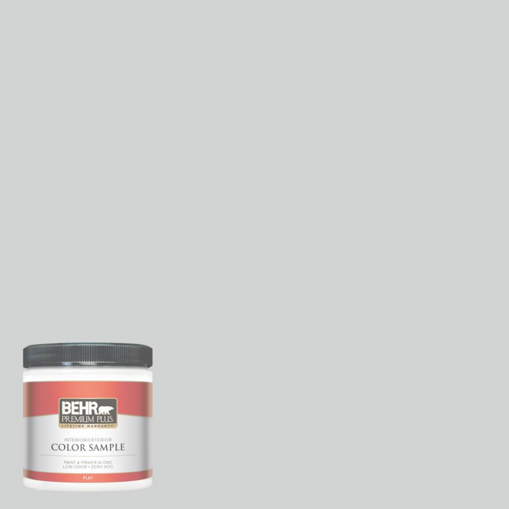 Lovely Behr Premium Plus Home Decorators Collection 8 Oz. #hdc-Nt-23G with Behr Paint Colors Gray