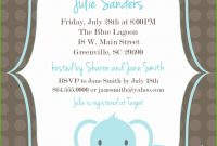 Lovely Best Baby Shower Invitations Luxury Baby Boy Shower Invitation inside Baby Boy Baby Shower Invitations