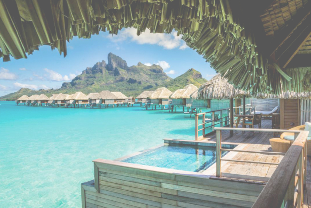 Lovely Best Overwater Bungalows | Jetset intended for Over The Water Bungalows In Caribbean