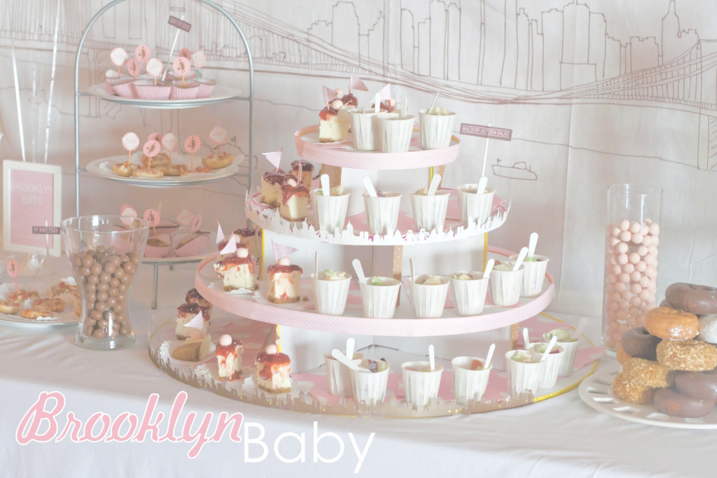 Lovely Brooklyn Baby, A Unique Baby Shower - My Insanity with Best of Popular Baby Shower Themes