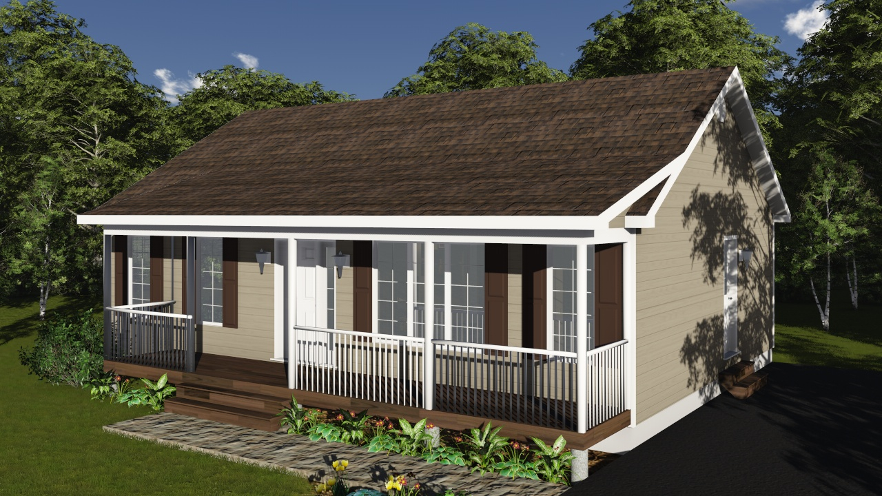 Lovely Bungalow Floor Plans | Modular Home Designs | Kent Homes pertaining to Bungalow Homes