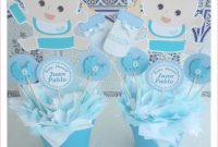 Cool Baby Shower Centerpieces Baby Shawer Pinterest Babies For