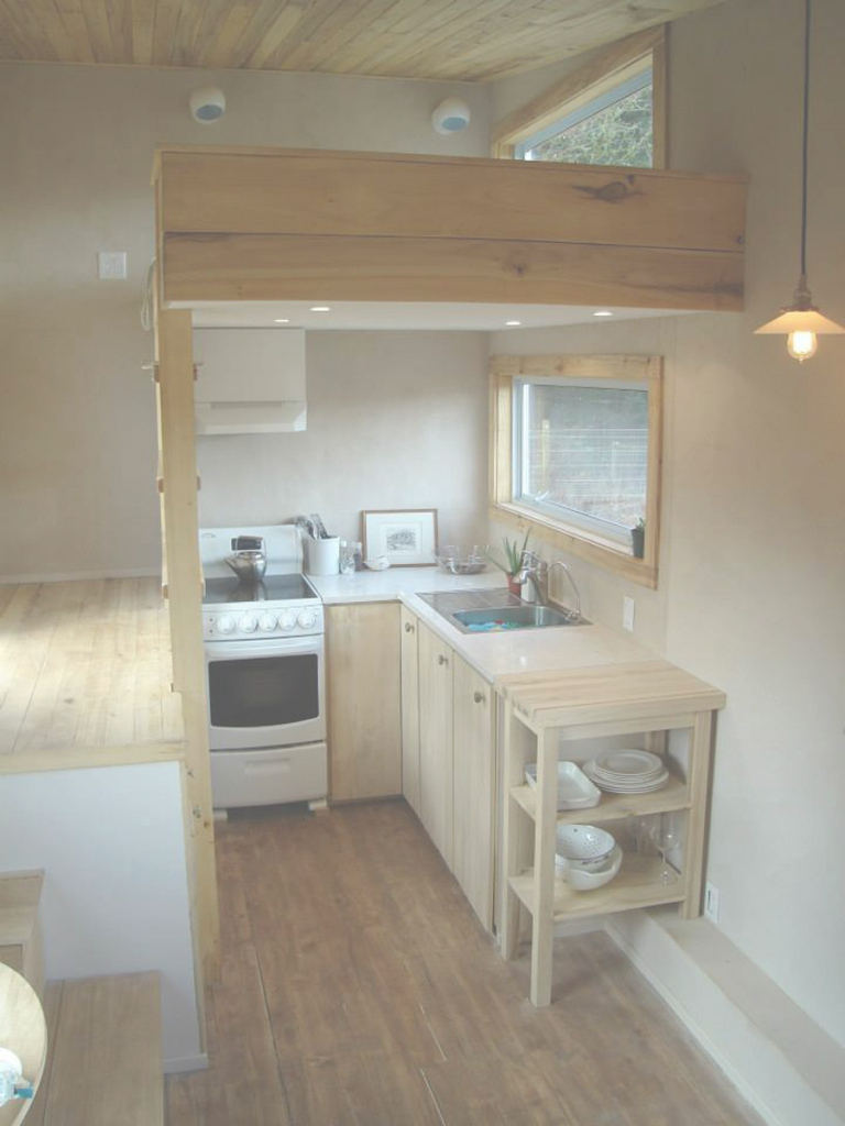 Lovely Chemical Free Tiny House - Tiny House Swoon intended for Good quality Tiny House Split Level