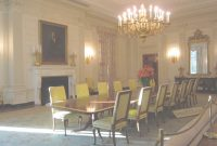 Lovely Cosy White House State Dining Room Magnificent Remodel for White House State Dining Room