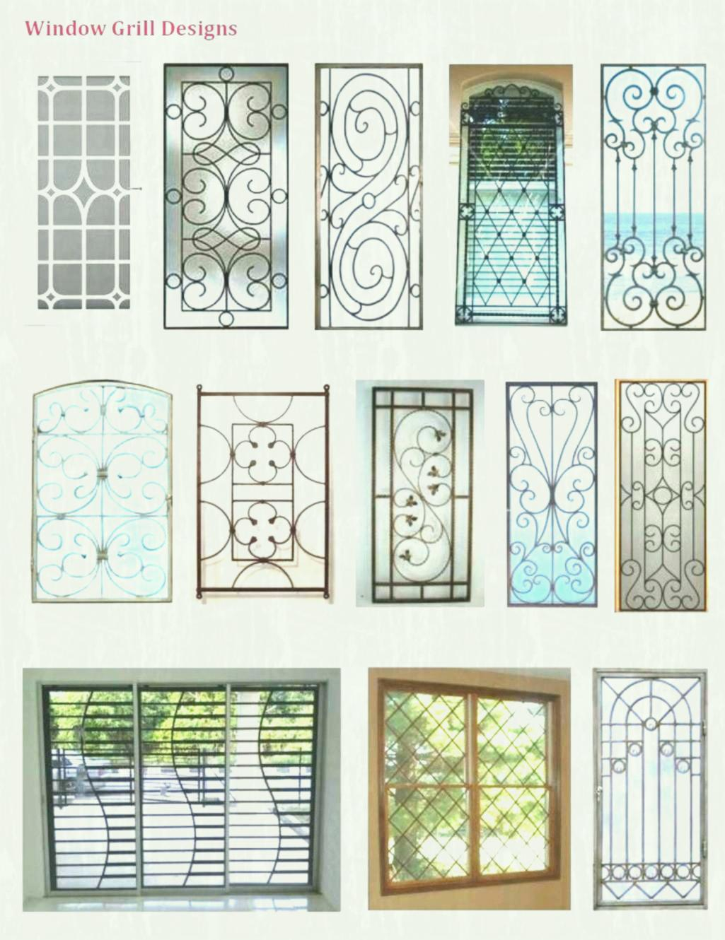 Lovely Custom Made Iron Doors And Window Covers Work Door Artistic Cover in Sri Lanka Window Grill Designs