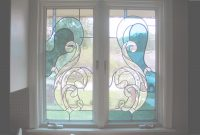 Lovely Custom Stained Glass Windows – Painted Light Stained Glass intended for Window Design Glass