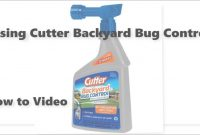 Lovely Cutter Backyard Bug Control Spray – Youtube pertaining to Lovely Cutter Backyard Bug Control Directions