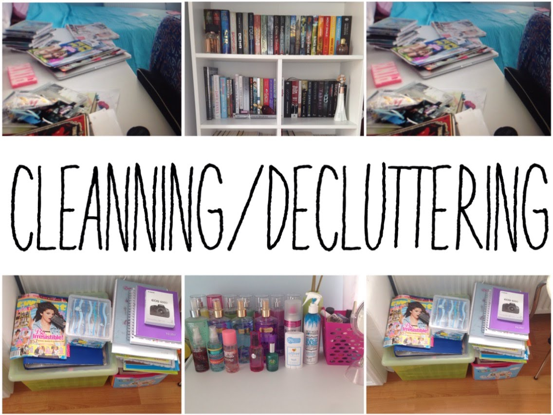 Lovely Declutter Your Bedroom Ideas | Nakedsnakepress for How To Declutter Your Bedroom