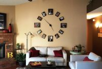 Lovely Decorative Wall Clocks For Living Room for Lovely Living Room Wall Clocks