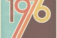 Lovely Design Flashback: The Colors Of The 70S | Typography inside 70S Color Palette