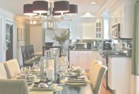 Lovely Dining Room : Enchanting Formal Dining Room With Kitchen Design And throughout Review Kitchen And Dining Room Together