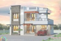 Lovely ₹ 25 Lakhs Cost Estimated Kerala Home | Pinterest | Kerala, House inside Kerala Style House Plans With Cost