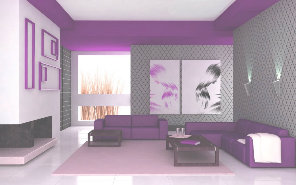 Lovely Elegant House Interior Wall Colour Design Wall Decorations With Painting Designs For House Ideas House Generation