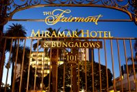 Lovely Fairmont Miramar Hotel & Bungalows, Santa Monica: Fairmont Moments in Inspirational Fairmont Miramar Hotel & Bungalows