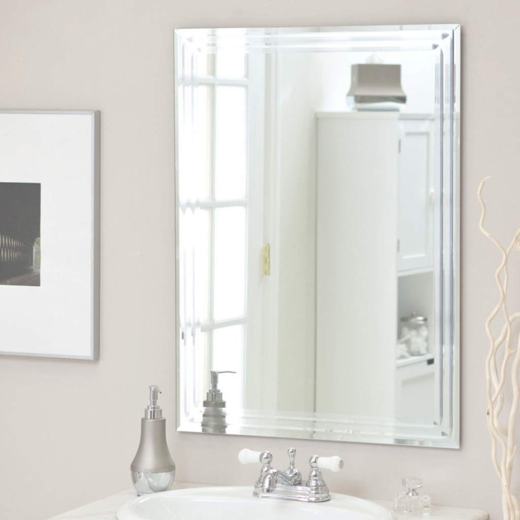Lovely Famous Bathroom Mirror Ideas Tedx Bathroom Design : Monogram Your within Bathroom Mirror Ideas On Wall