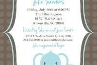 Lovely Free Baby Shower Invitation Template – Acur.lunamedia.co with Lovely Free Baby Shower Invitations