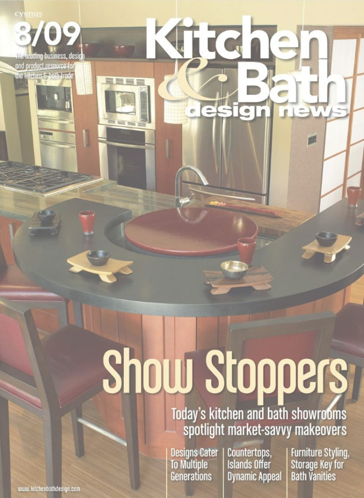 Lovely Free - Kitchen & Bath Design News Magazine - The ...