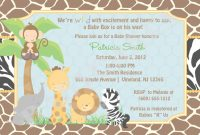 Lovely Free Printable Safariy Shower Invitations Zoo Animal Baby Shower Zoo throughout Awesome Safari Animals Baby Shower