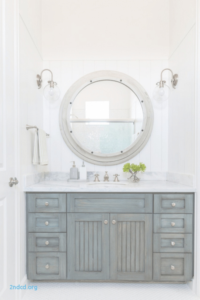Lovely Fresh Nautical Style Bathroom Mirrors - 2Ndcd : 2Ndcd with Nautical Mirror Bathroom