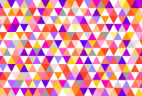 Lovely Geometric Abstract Color Change Background Animation. Hd Motion within Color Pattern Design