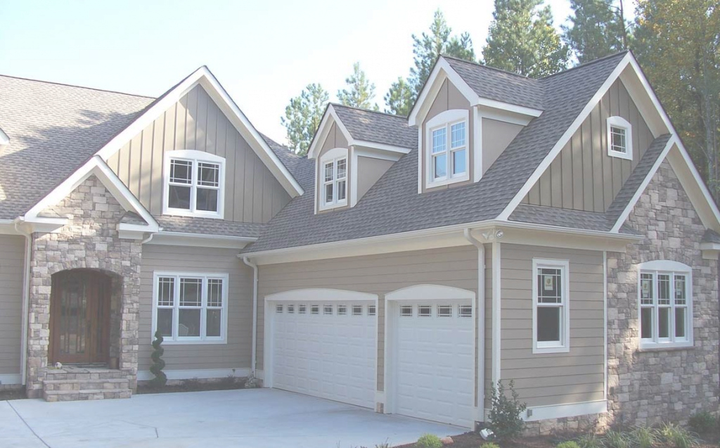 Lovely Gray Exterior Paint Color Schemes | Denverrose within Good quality Painting House White