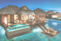 Lovely Honeymoon Villas On The Water – Metal Roof And Villa Karsinnat with High Quality Hawaii Overwater Bungalows