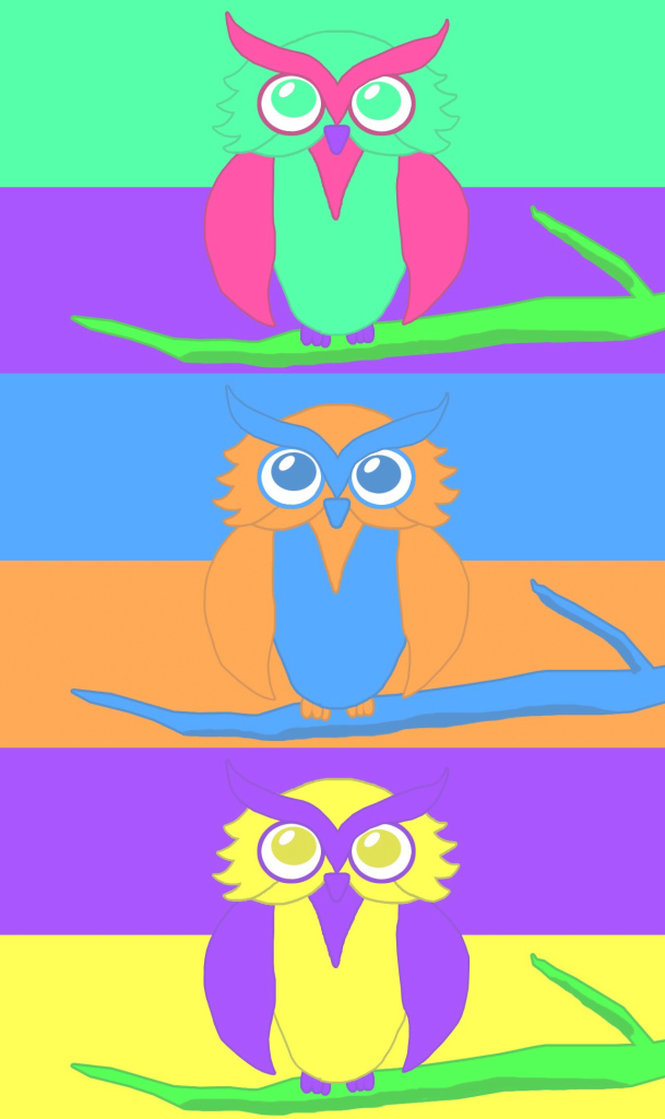 Lovely Icam212 Activity - Simple Artwork Colored Using Complementary Color inside Lovely Double Split Complementary Colors