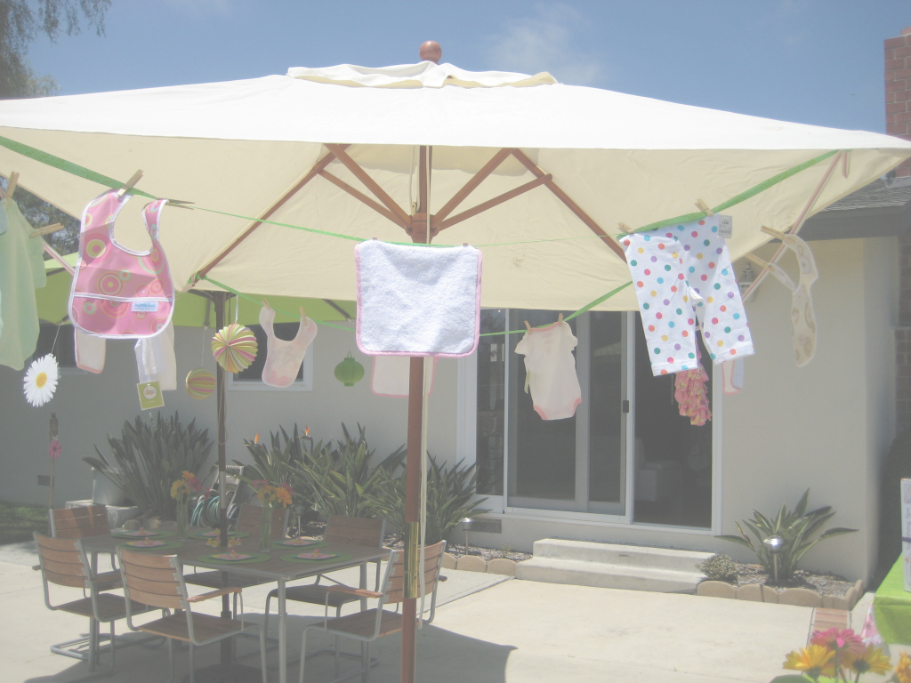 Lovely Ideas For Outdoor Baby Shower Images Showers Decoration Decorating A with Outdoor Baby Shower Ideas