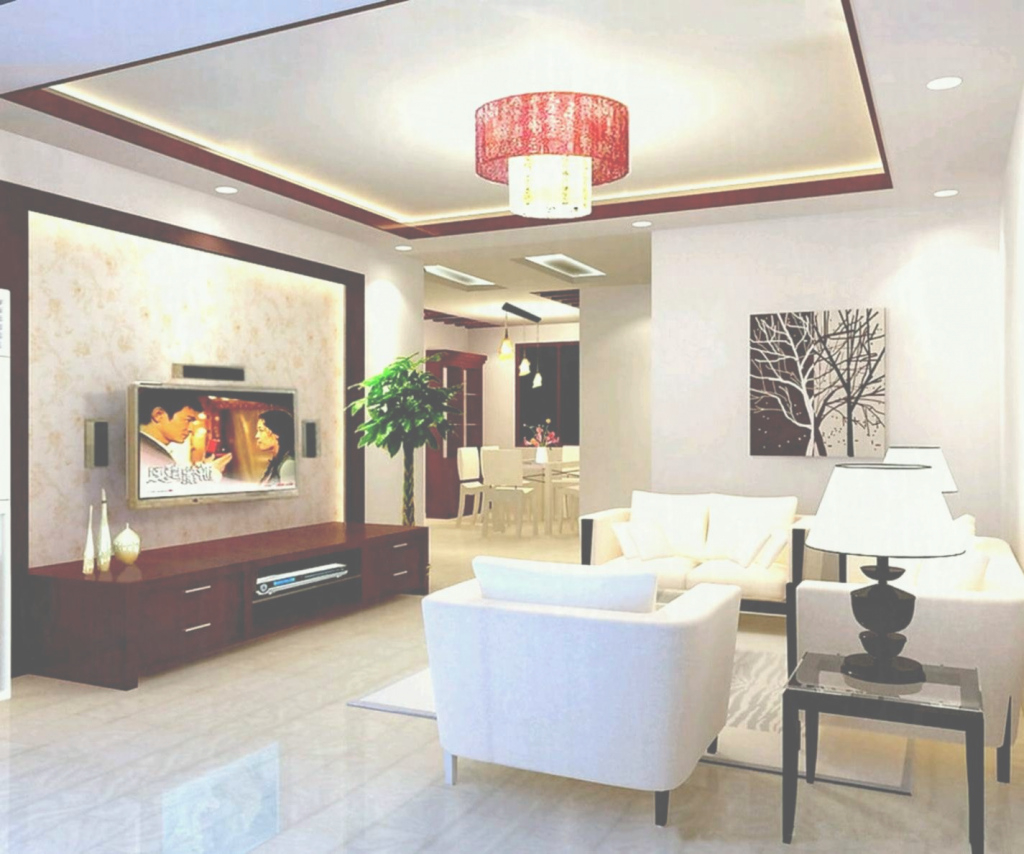 Lovely Indian Home Interior Design For Hall Middle Class In Of Style for Set Indian Home Interior