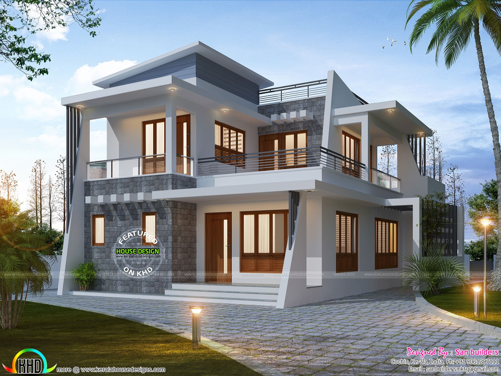 Lovely January 2017 - Kerala Home Design And Floor Plans intended for New House Plans In Kerala