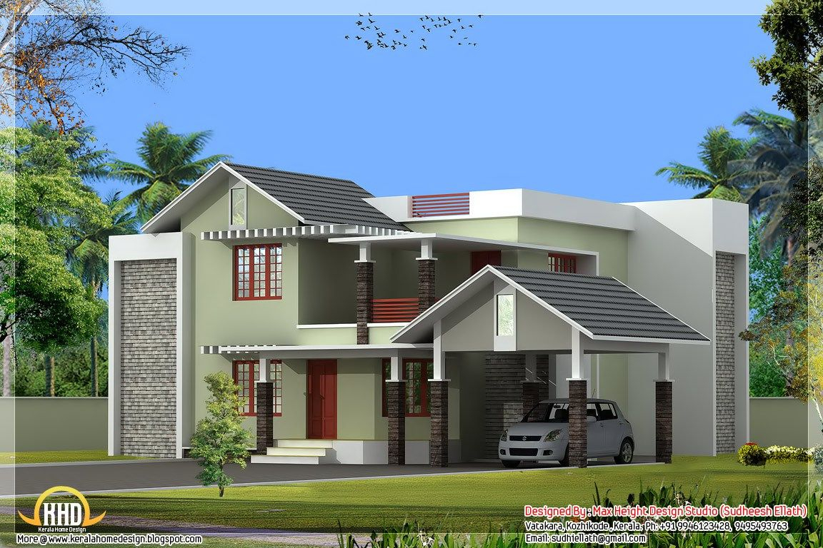 Lovely Kerala House Designs Floor Plans Kerala Home Design Floor Isometric in Awesome Kerala House Design With Floor Plans