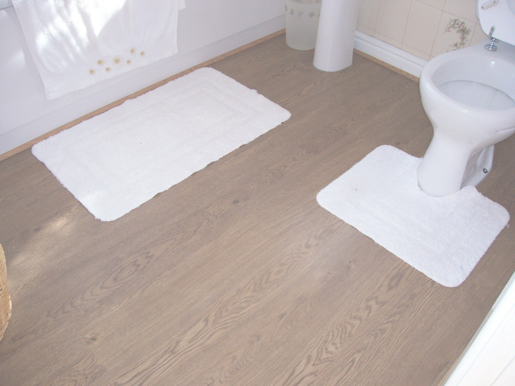 Lovely Laminate Flooring For Bathrooms Waterproof | Http://nextsoft21 inside Laminate Flooring Bathroom
