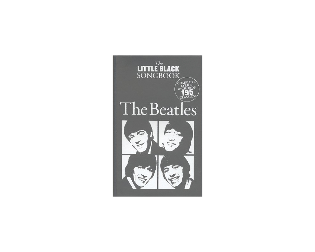 Lovely Little Black Book Beatles Songbook Chords Lyrics | Nz Rockshop intended for Bungalow Bill Chords