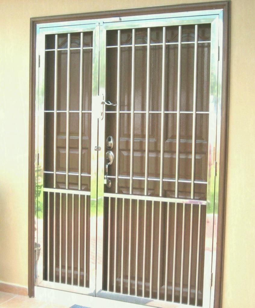 Lovely Lovely Doors Gates Grilles Uampamp Perfect Steel Security Door Gate regarding Window Design Catalogue