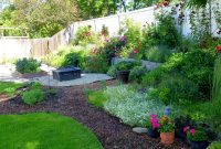 Lovely Low Budget Flower Garden Ideas Elegant Backyard Awesome Backyard intended for Good quality Backyard Flowers