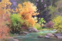 Lovely Make Your Landscape Paintings Even Better With Composition Lessons pertaining to Landscape Painting Composition