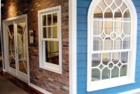 Lovely Marvin-Design-Gallery-Single-Hung-Round-Top-French-Door-4 pertaining to Best of Door And Window Design Image