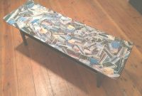 Lovely Matrixsynth: Analogue Synthesizer Drum Machine Decoupage Vintage with Decoupage Coffee Table